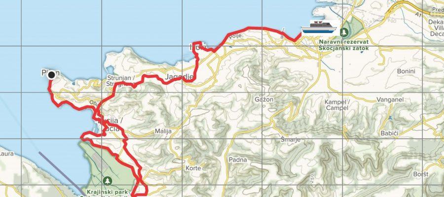 Parenzana Trail 2020 Koper