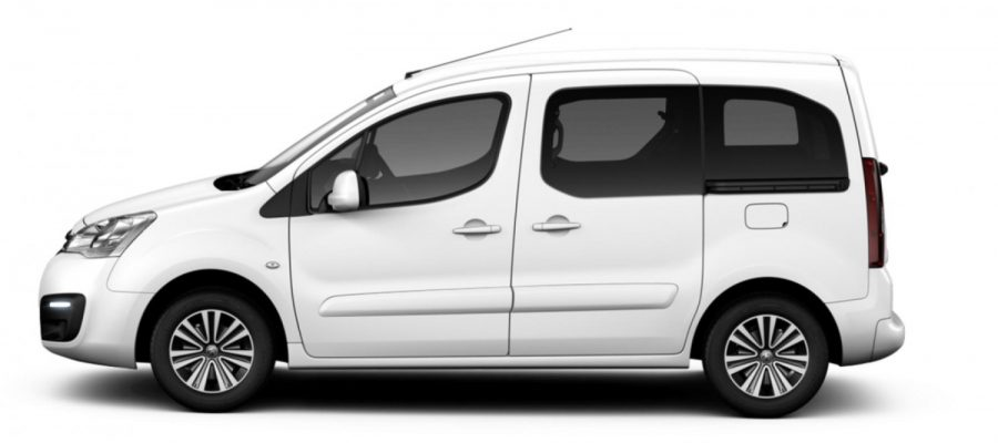 4 Seater Traveler MPV