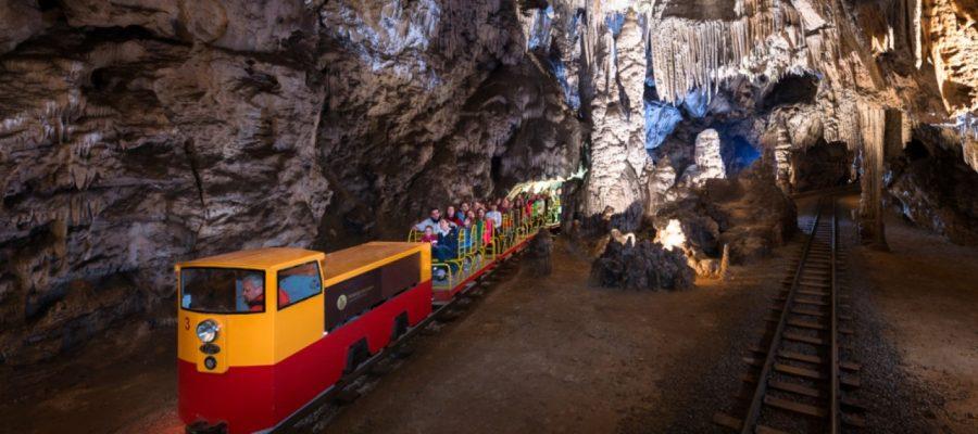 Postojna Cave (train)