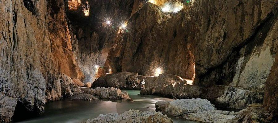 Skocjanske Caves (Unesco Heritage)