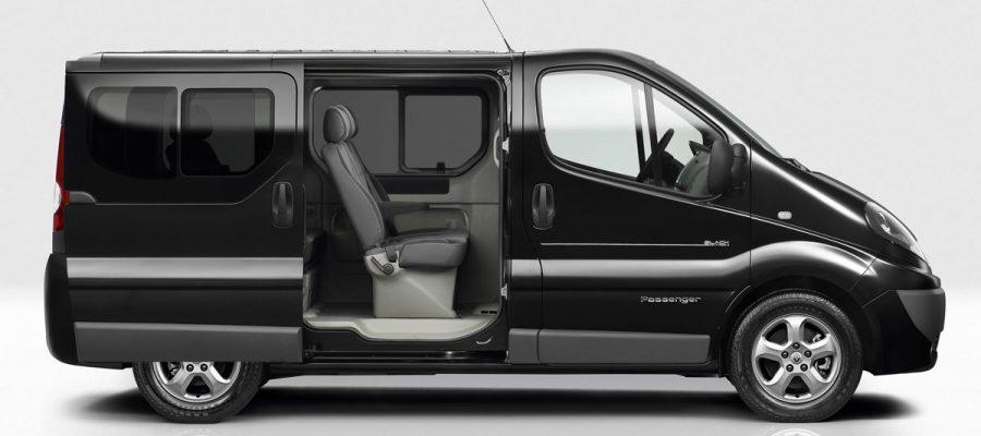 Trafic Passenger 9 seater
